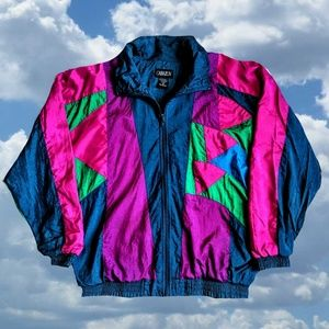 80s Track Jacket